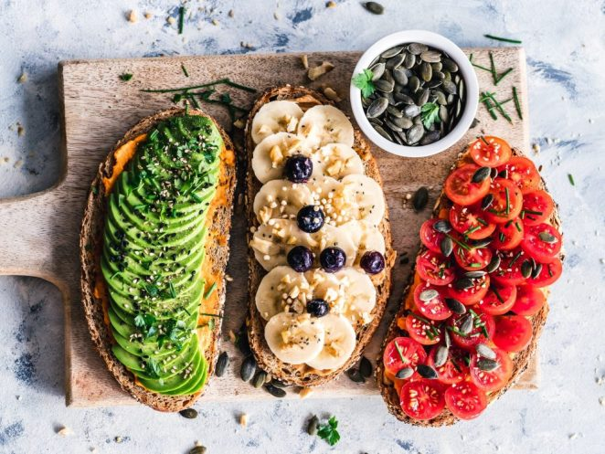 Vegan diet choices