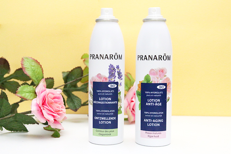 lotions pranarom