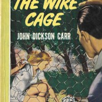 The Problem of the Wire Cage - John Dickson Carr (1939)