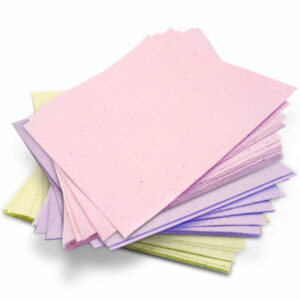 plantable seed paper 8 5x11 yellow
