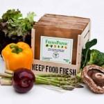 A embalagem que aumenta em 4 vezes a validade dos alimentos