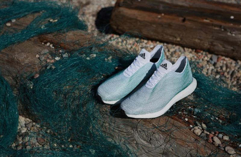 336f23de72 Conheça o tênis da Adidas feito 100% com plástico retirado do oceano ...