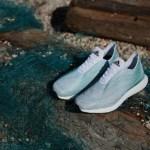 Conheça o tênis da Adidas feito 100% com plástico retirado do oceano