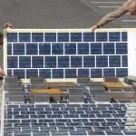 França vai construir MIL quilômetros de ruas com placas solares