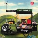 A bike que vende café orgânico, purifica o ar e produz energia solar e adubo natural