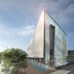 Prédio erguido com tijolos feitos de garrafa PET ganha selo LEED de construção sustentável