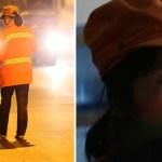 Milionária chinesa trabalha limpando as ruas para dar exemplo aos filhos