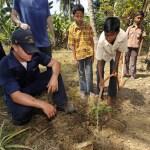 Índia planta 50 milhões de árvores em 24h para neutralizar emissões (e entra para o Guinness)