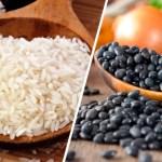 Arroz, feijão, banana… Mais de 50% dos exemplares desses alimentos estão contaminados por agrotóxicos