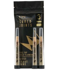 DOSIDOS 3PC CURED JOINTS (PRE-ROLLS)
