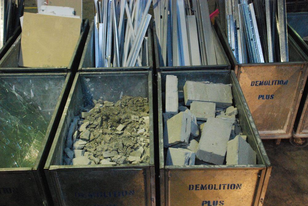 Demolition plus