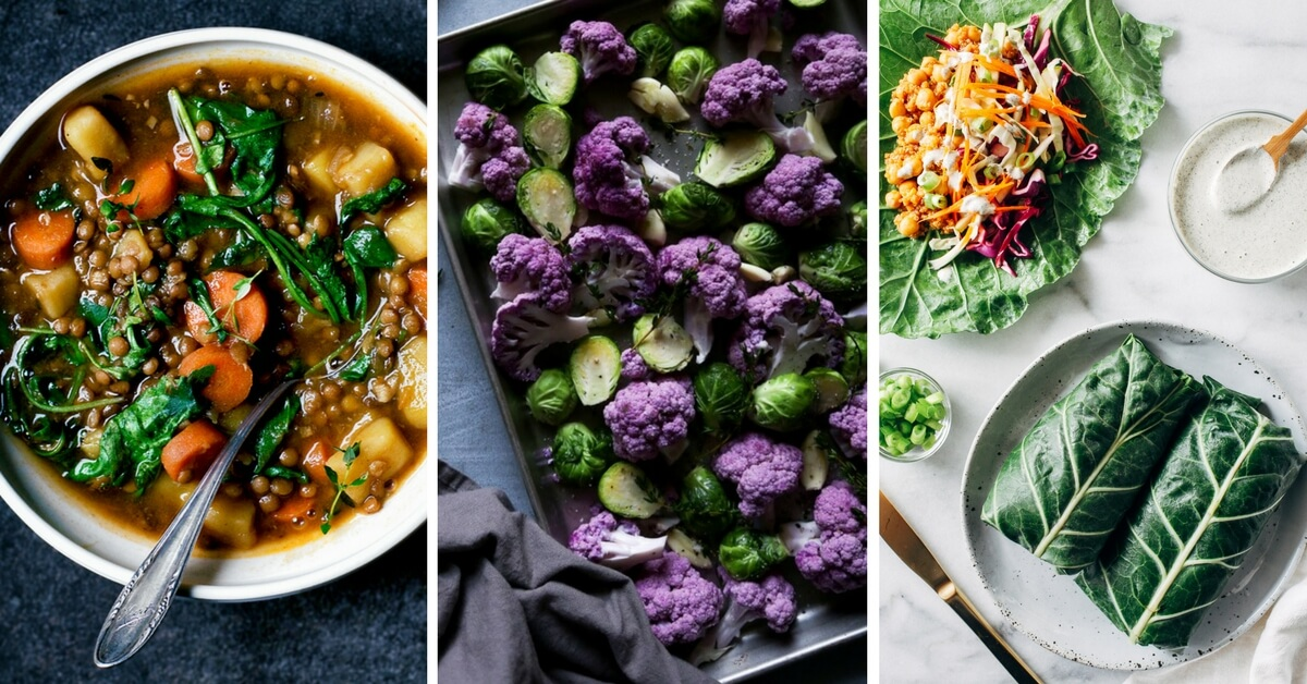 31 Delish Vegan Clean Eating Recipes for Weight Loss [Winter dinners]