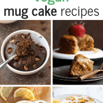 24 Easy Vegan Mug Cake Recipes In The Microwave The Green Loot