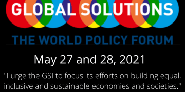 global solutions summit on may 27 and 28 2021