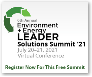 6th annual environment and energy solutions summit '21