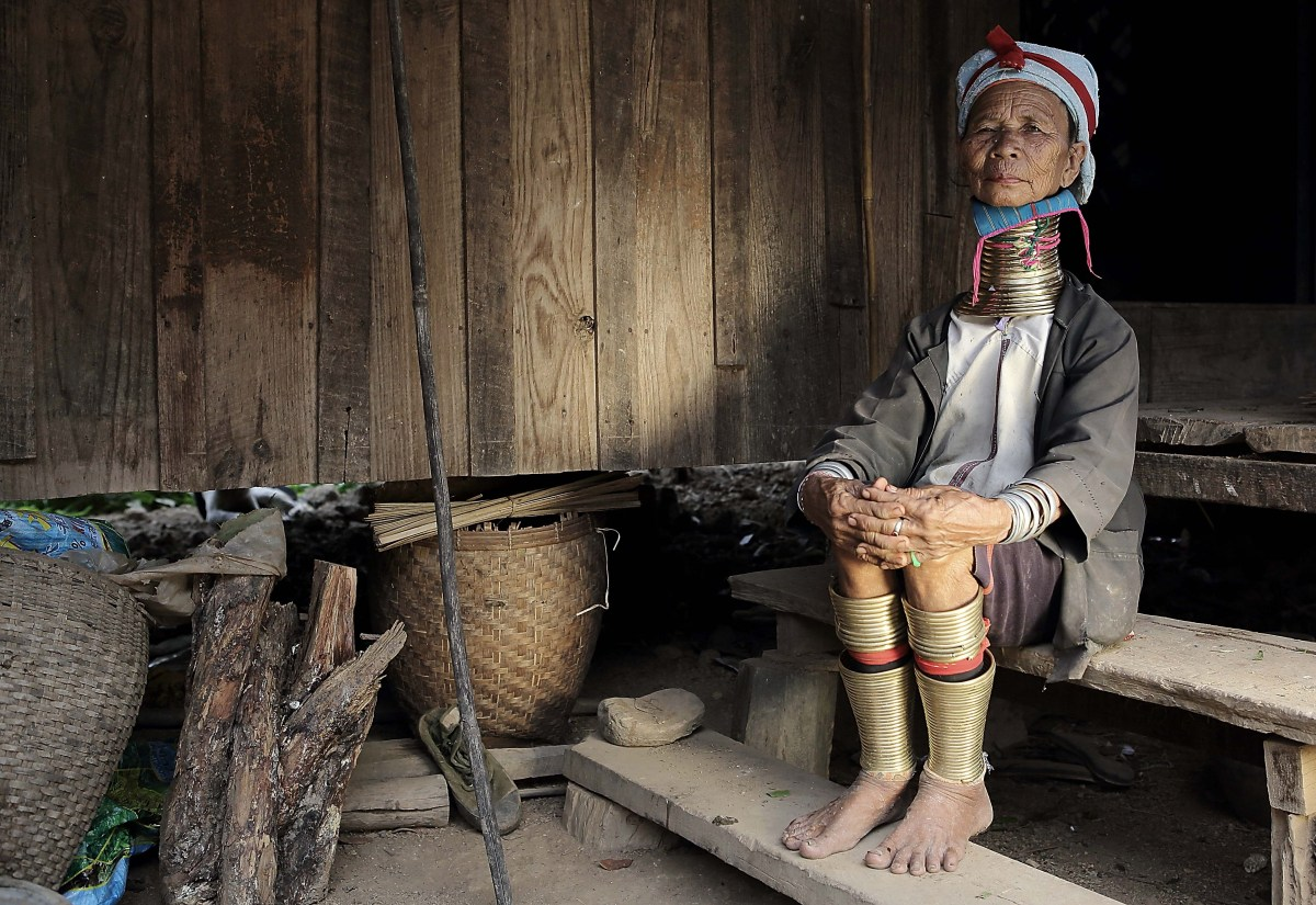 Why the Long-neck Village of Thailand is controversial.
