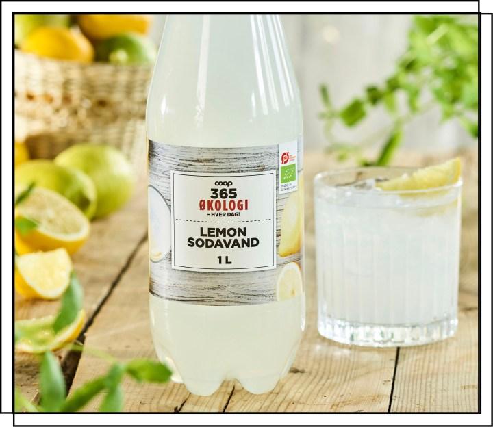 Faktas 365 Lemon er en private label sodavand fra The Green Oak