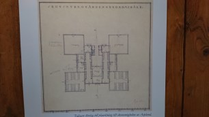 Original floor plan design
