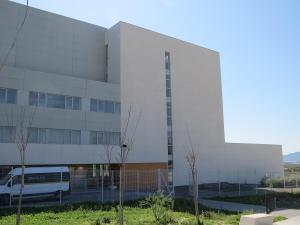 Situado en la ampliacion del campus de teatinos