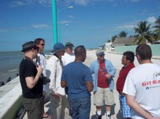 Qualitative research in the Yucatan (Mexico)