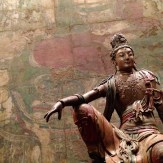Guanyin of the Southern Sea, Liao (907-1125) or Jin Dynasty (1115-1234)