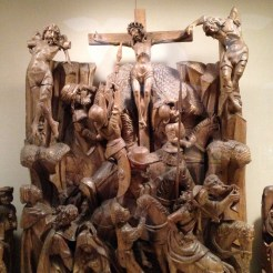 Altarpiece: Scenes from the Life of Christ, from Flanders, 1500-1525