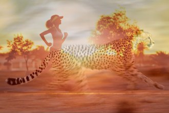 HIIT Training. Act Like a Cheetah