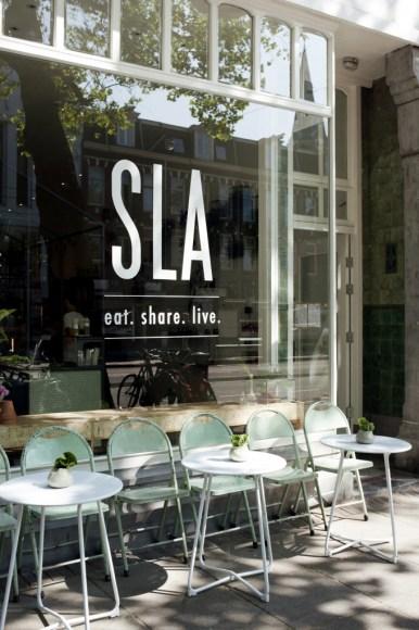 I LOVE SLA
