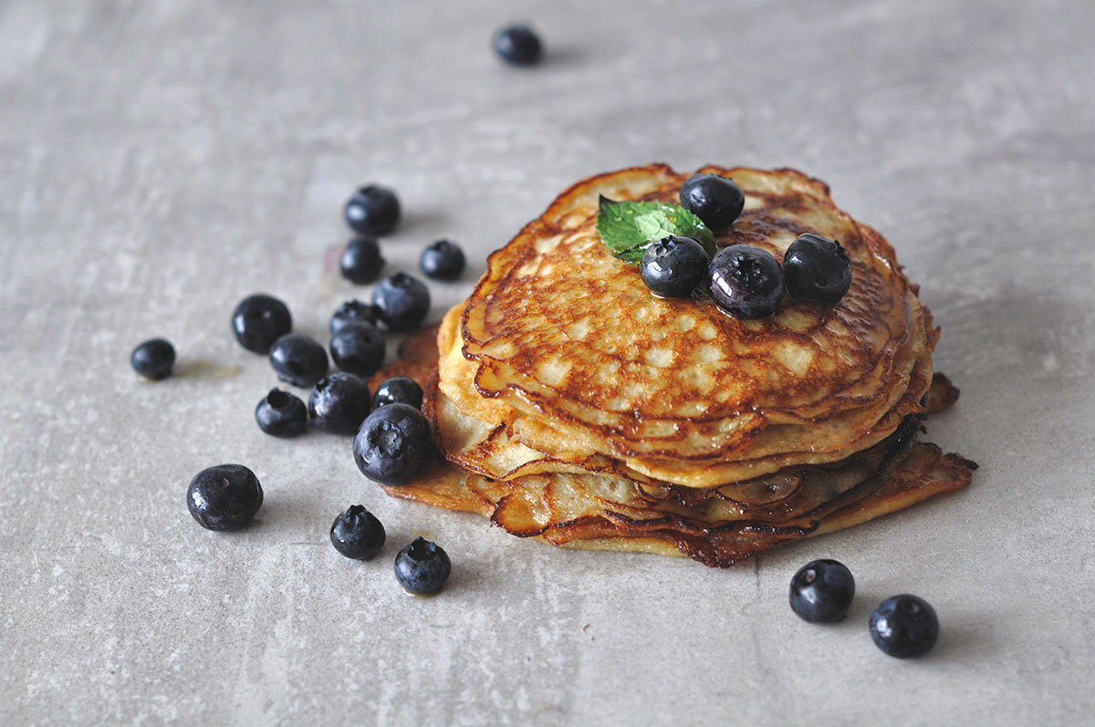 2-Ingredient Pancakes | Your Easiest Breakfast Ever