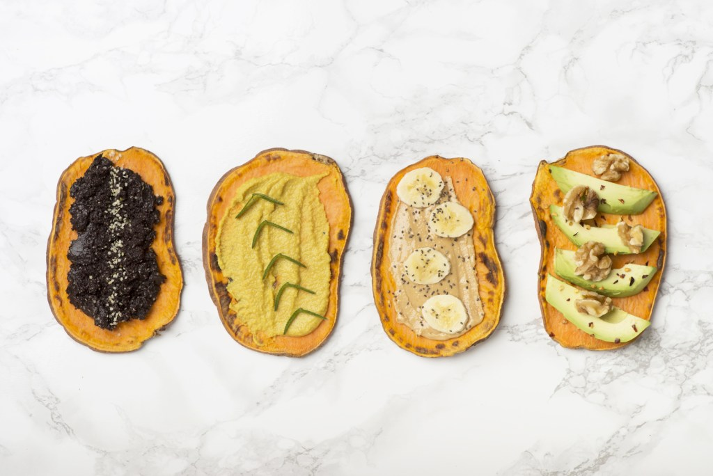 Sweet Potato Toast | 4 Paleo & Vegan Recipes