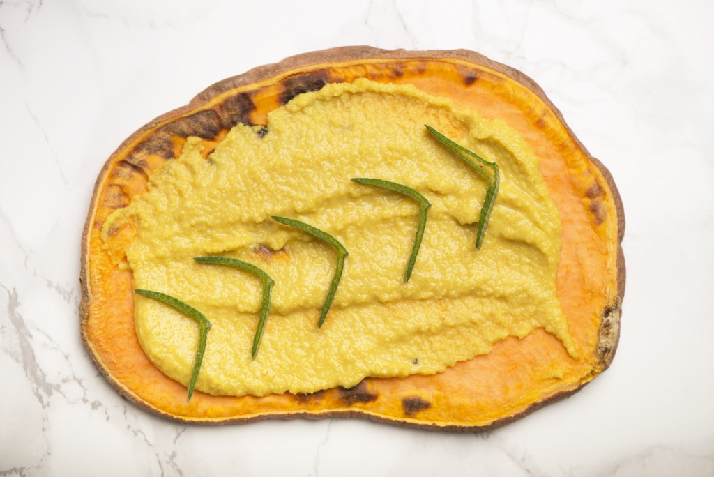sweet potato toast