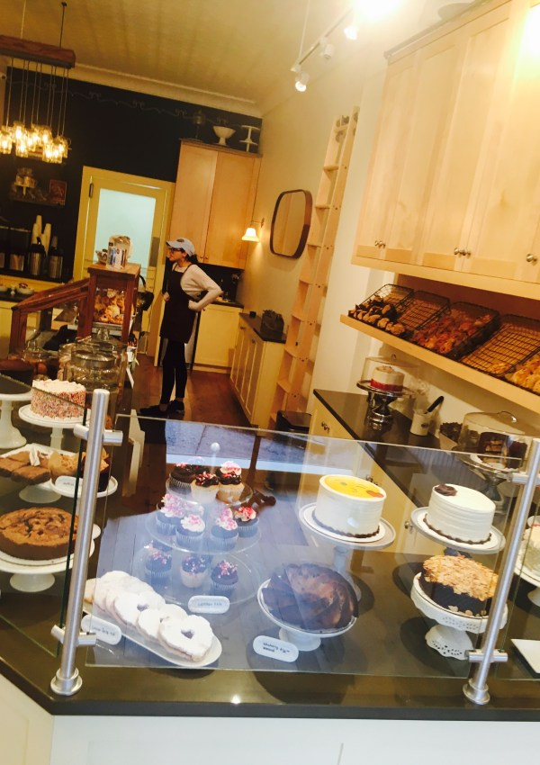 """BY THE WAY BAKERY"" – New Bakery in GREENWICH & WE LOVE IT"