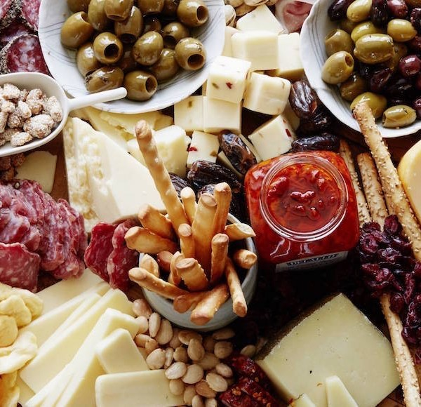 Get on board with appetizers