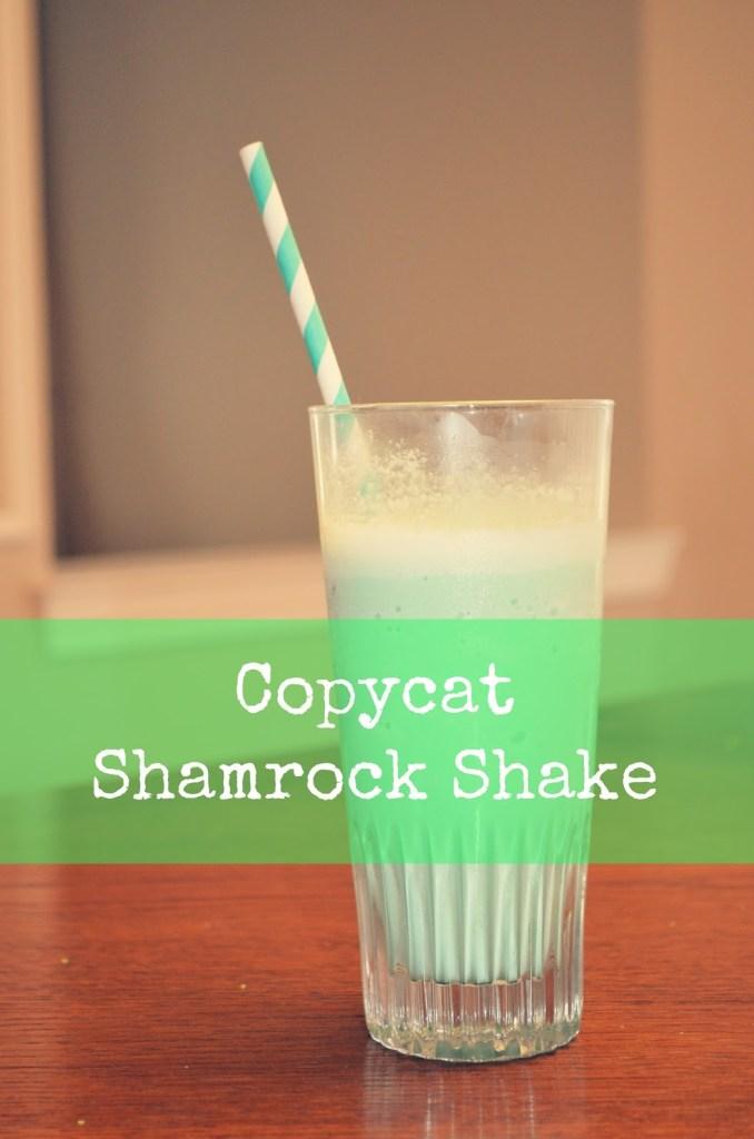 Shamrockshalerecipe