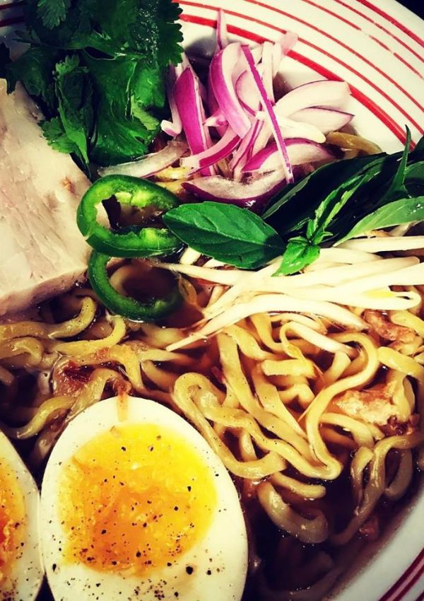 Donut Meets Pho = A Crazy Yet Divine Match Made In Heaven