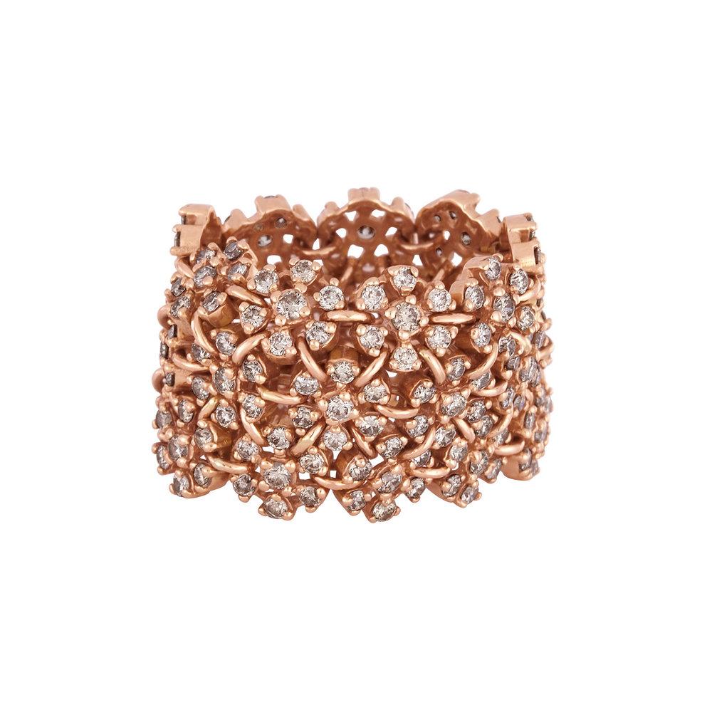 flower+ring