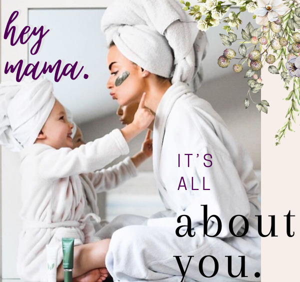 Hey Mama. It's All About You.