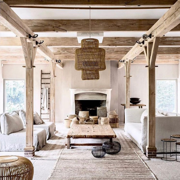 Natural Elements For In(Out)door Decor