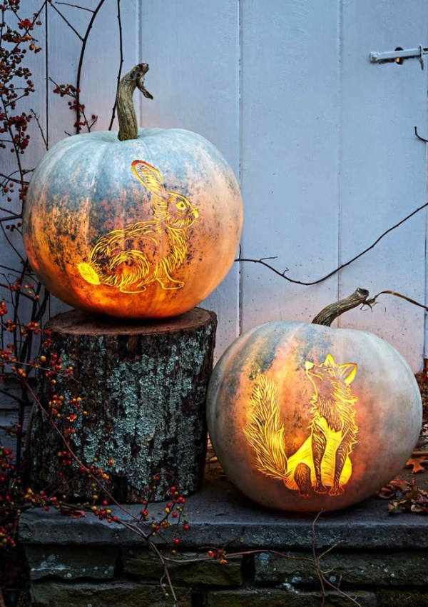 8 Whimsicle, Weird & Wicked Pumpkin Ideas