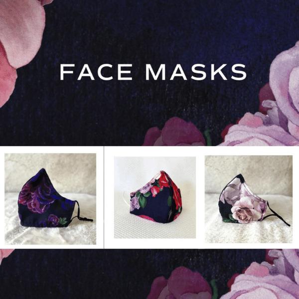 Spring Florals, Face Masks + Other Goodies