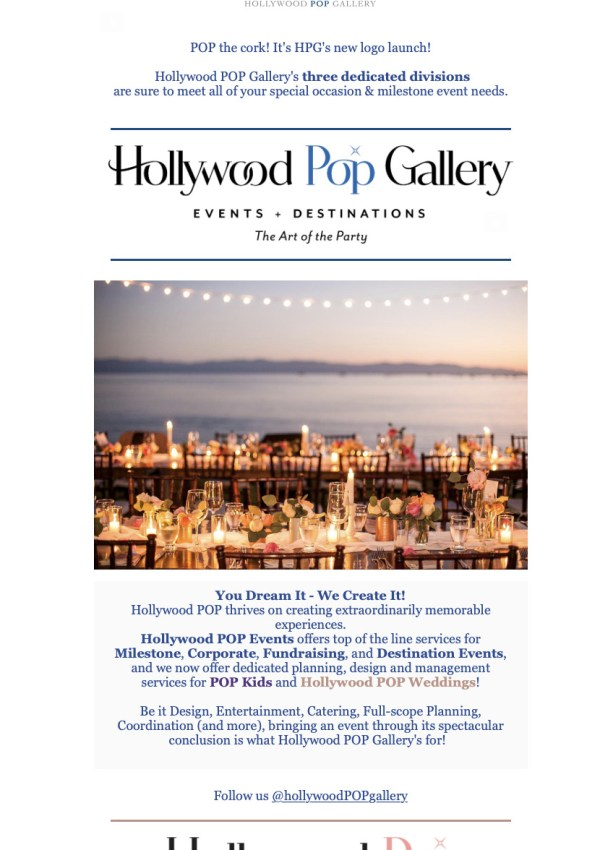 Hollywood POP Gallery