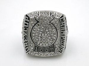 2012 Grey Cup Ring