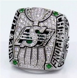 2013 Grey Cup Ring