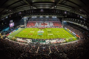 104th Grey Cup Photograph