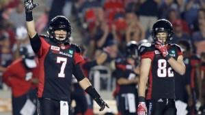 Can the Grey Cup champions Ottawa Redblacks resurrect their 2017 season