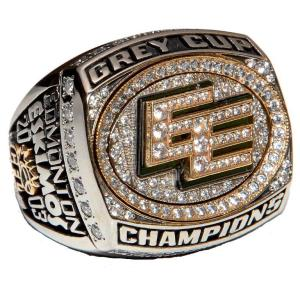 2003 Grey Cup Ring