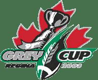 2003 Grey Cup logo