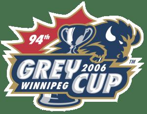 Grey Cup 2006 Logo