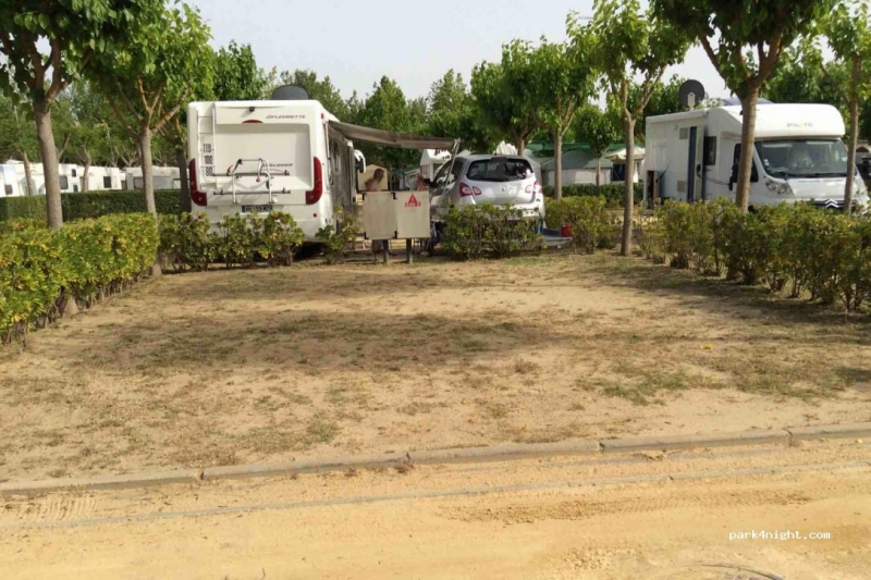 010 Camping La Aldea, El Rocio