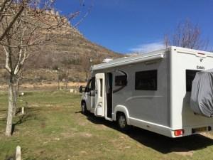 027 Camping La Serradora, Peralejos de las Truchas